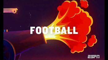 ESPN Fantasy Football TV Spot, 'Football Starts This Week' - Thumbnail 5