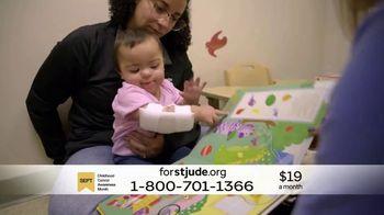 St. Jude Children's Research Hospital TV Spot, 'Childhood Cancer Awareness Month: Join the Battle' - Thumbnail 4