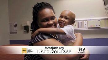 St. Jude Children's Research Hospital TV Spot, 'Childhood Cancer Awareness Month: Join the Battle' - Thumbnail 5