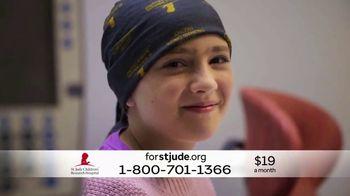 St. Jude Children's Research Hospital TV Spot, 'Childhood Cancer Awareness Month: Join the Battle' - Thumbnail 8