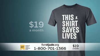 St. Jude Children's Research Hospital TV Spot, 'Childhood Cancer Awareness Month: Join the Battle' - Thumbnail 9
