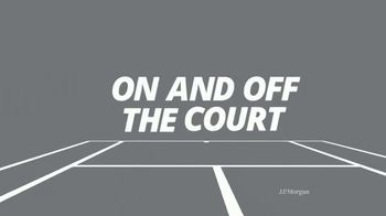 JPMorgan Chase & Co. TV Spot, 'US Open: Making History'