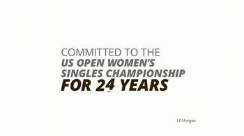 JPMorgan Chase & Co. TV Spot, 'US Open: Making History' - Thumbnail 2