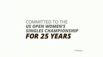 JPMorgan Chase & Co. TV Spot, 'US Open: Making History' - Thumbnail 3
