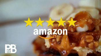 PBfit Original Powdered Nut Butter TV Spot, 'Delicious' - Thumbnail 8
