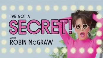 I've Got A Secret! With Robin McGraw TV Spot, 'Rocking Any Age' - Thumbnail 4