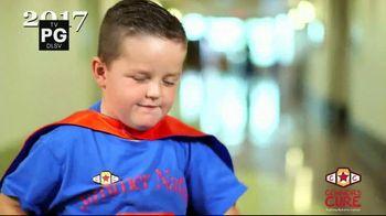 Connor's Cure TV Spot, 'WWE Superstars: Superman Jimmy' - Thumbnail 1