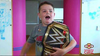 Connor's Cure TV Spot, 'WWE Superstars: Superman Jimmy' - Thumbnail 4