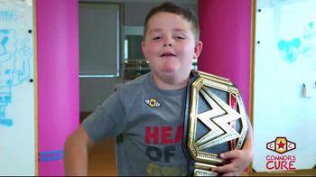 Connor's Cure TV Spot, 'WWE Superstars: Superman Jimmy' - Thumbnail 5
