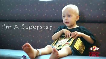 Connor's Cure TV Spot, 'WWE Superstars: Superman Jimmy' - Thumbnail 7