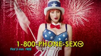 1-800-PHONE-SEXY TV Spot, 'It's Time to Vote' - Thumbnail 10