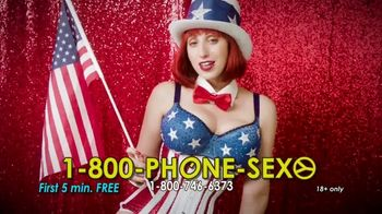 1-800-PHONE-SEXY TV Spot, 'It's Time to Vote' - Thumbnail 3