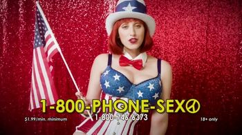 1-800-PHONE-SEXY TV Spot, 'It's Time to Vote' - Thumbnail 4