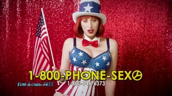 1-800-PHONE-SEXY TV Spot, 'It's Time to Vote' - Thumbnail 6