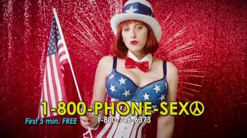 1-800-PHONE-SEXY TV Spot, 'It's Time to Vote' - Thumbnail 9