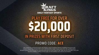 DraftKings TV Spot, 'Tennis Fans: $20,000 In Prizes' - Thumbnail 9