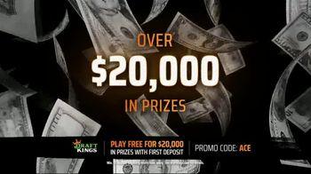 DraftKings TV Spot, 'Tennis Fans: $20,000 In Prizes' - Thumbnail 3