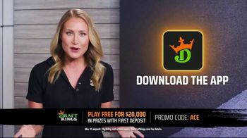 DraftKings TV Spot, 'Tennis Fans: $20,000 In Prizes' - Thumbnail 8