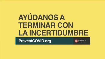 COVID-19 Prevention Network TV Spot, 'Ser voluntario' [Spanish] - Thumbnail 3