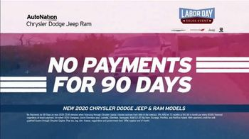 AutoNation Labor Day Sales Event TV Spot, 'Get Here Fast: 84 Months' Ft. Alexander Rossi - Thumbnail 7