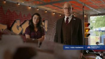 Farmers Insurance Policy Perks TV Spot, 'Acci-didn't' Featuring J.K. Simmons - 4294 commercial airings