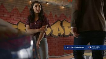Farmers Insurance Policy Perks TV Spot, 'Acci-didn't' Featuring J.K. Simmons