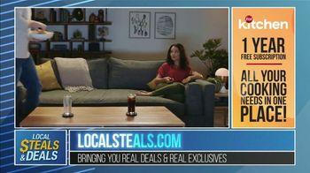 Local Steals & Deals TV Spot, 'Fire TV Cube: 25% Off' Featuring Lisa Robertson
