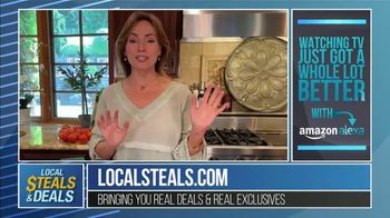 Local Steals & Deals TV Spot, 'Fire TV Cube' Featuring Lisa Robertson - Thumbnail 4