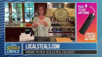 Local Steals & Deals TV Spot, 'Fire TV Cube' Featuring Lisa Robertson - Thumbnail 6