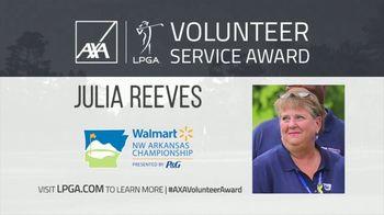 LPGA TV Spot, 'Volunteer Service Award: Julia Reeves' - Thumbnail 8