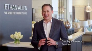 Ethan Allen Labor Day Sale TV Spot, 'Fantastic Savings: 25% Off Storewide' - Thumbnail 2
