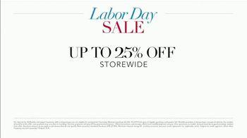 Ethan Allen Labor Day Sale TV Spot, 'Fantastic Savings: 25% Off Storewide' - Thumbnail 3