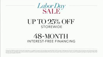 Ethan Allen Labor Day Sale TV Spot, 'Fantastic Savings: 25% Off Storewide' - Thumbnail 4