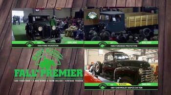 Mecum Gone Farmin' 2020 Fall Premier TV Spot, 'Vintage Trucks'