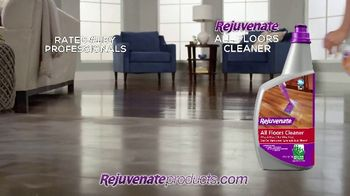 Rejuvenate TV Spot, 'Cabinets, Furniture and Floor Restoration: All Floors Restorer EXTRA'