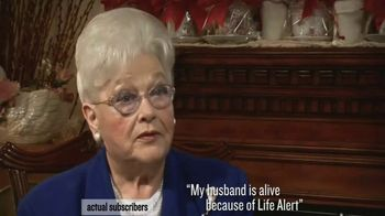 Life Alert TV Spot, 'Actual Subscribers: Free Brochure'