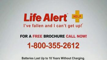 Life Alert TV Spot, 'Actual Subscribers: Free Brochure' - Thumbnail 6