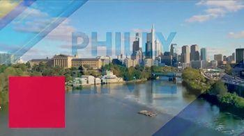 Visit Philadelphia TV Spot, 'Greatest City in America' Featuring Kenny Gamble - Thumbnail 1