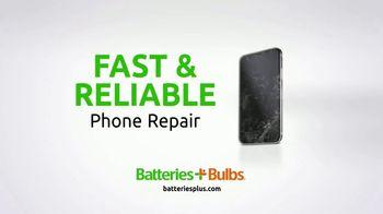 Batteries Plus TV Spot, 'Do More: Phone Repair' - Thumbnail 7