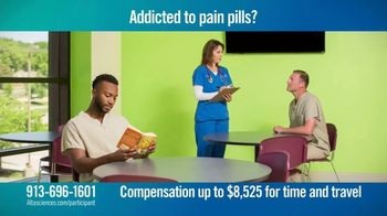 Altasciences TV Spot, 'Addicted to Pain Pills' - Thumbnail 5