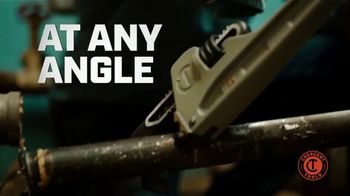 Crescent K9 Jaw Pipe Wrench TV Spot, 'Any Angle' - Thumbnail 7