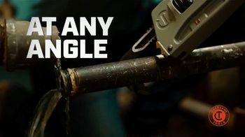 Crescent K9 Jaw Pipe Wrench TV Spot, 'Any Angle'