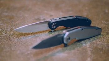 Crescent Pocket Knife TV Spot, 'Easy In, Easy Out' - Thumbnail 10