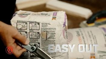 Crescent Pocket Knife TV Spot, 'Easy In, Easy Out' - Thumbnail 6