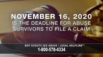 Freese & Goss, PLLC TV Spot, 'Boy Scouts of America Sexual Abuse' - Thumbnail 3