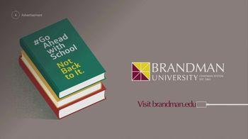 Brandman University TV Spot, 'Move Your Life Forward' - Thumbnail 9