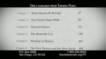 Turning Point with Dr. David Jeremiah TV Spot, 'Revealing the Mysteries of Heaven' - Thumbnail 4