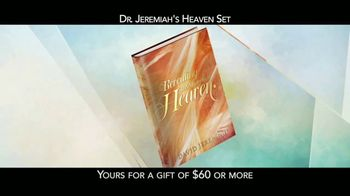 Turning Point with Dr. David Jeremiah TV Spot, 'Revealing the Mysteries of Heaven' - Thumbnail 6