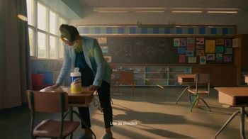 Lysol TV Spot, 'HERE for Healthy Schools Program'