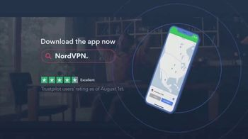 NordVPN TV Spot, 'Online Privacy' Song by Gyom - Thumbnail 9